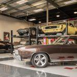 Garage World specialty car storage