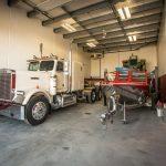 Garage World Commercial Truck storage